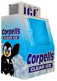 Corpells Clear Ice